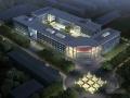 [北京]知名大学新校区教学楼建筑设计方案文本