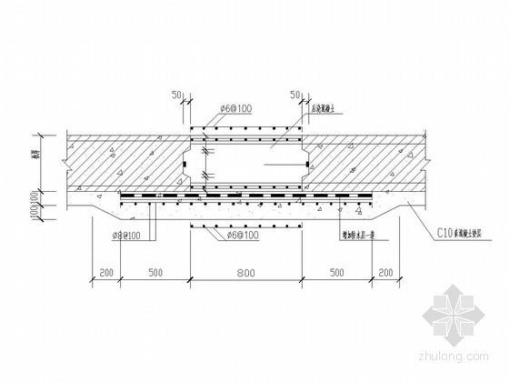 建筑工程混凝土结构38处节点详图