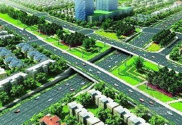 市政全套施工范本资料下载-市政道路改造工程施工组织设计范本