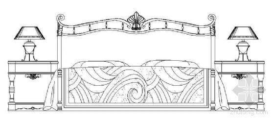 床立面图块1