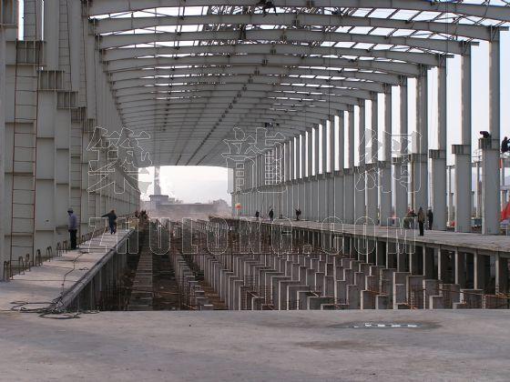 西宁市某铝业公司电解烟气净化工程施工方案
