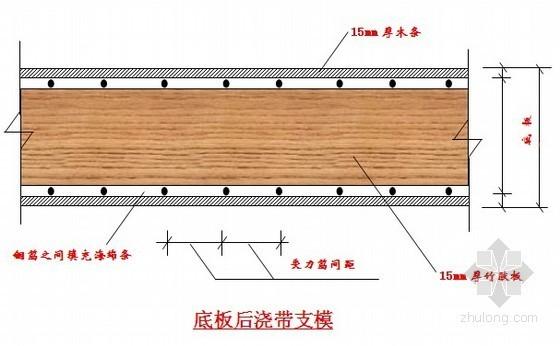 河北省某高层综合楼施工组织设计(框剪、天然地基)