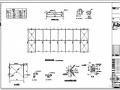 某马术场隔离马厩钢结构设计图