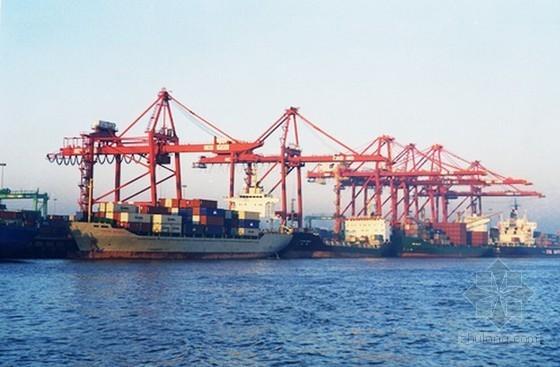 沿海港口水工建筑工程概预算编制规定及定额说明(工程量计算规则 85页)