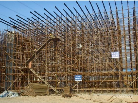 3×25m预应力连续箱梁桥施工组织设计附CAD(1.8米桩基)