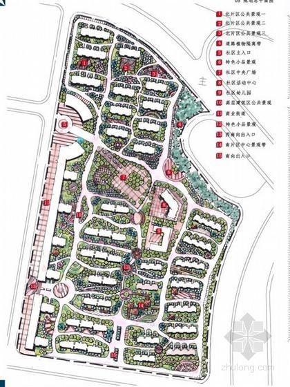 [南京]滨河居住区景观规划设计方案