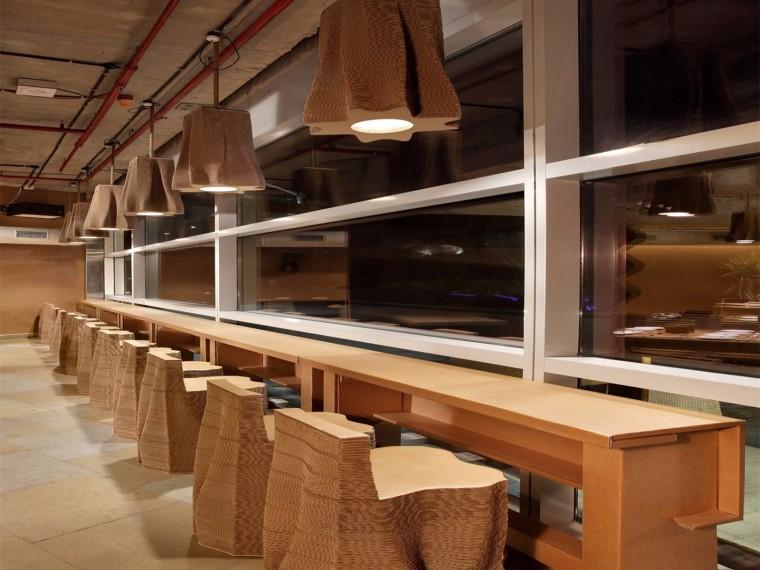 孟买纸板咖啡馆