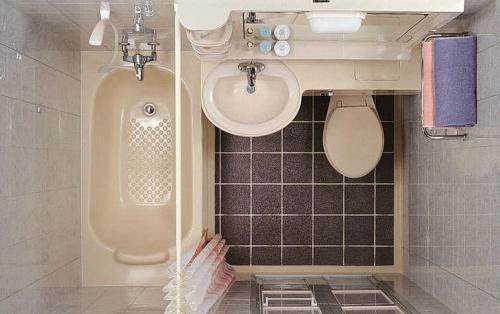 卫生器具分类布置原则