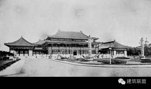 """民族形式的探索——北京近百年建筑三次""""大屋顶""""高潮综述"""