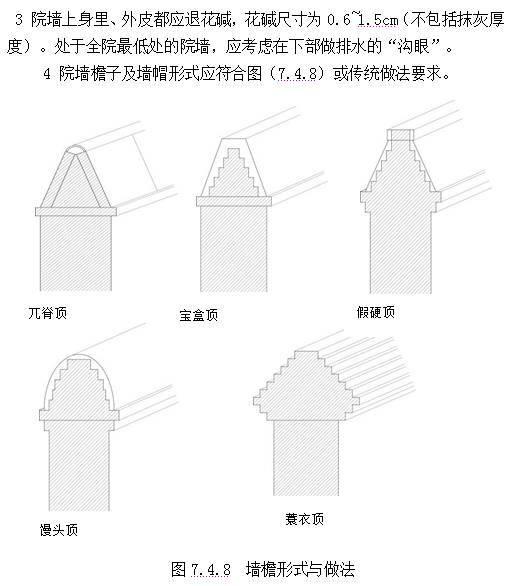 古建筑有规范了!!住建部发布《传统建筑工程技术规范》_79