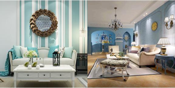 地中海风格客厅3D模型(三)