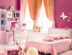 女性卧室风格与装修色彩