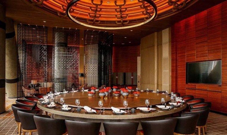 西安雍容盛大的现代君悦酒店室内实景图 (7)