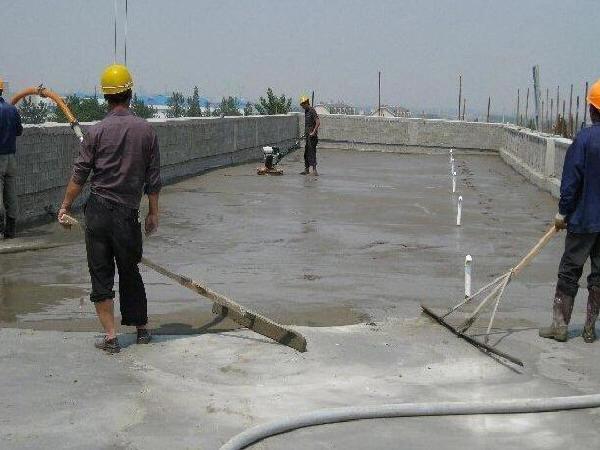 混凝土养护方法