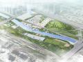 [北京]河滨水文化景观带概念性规划