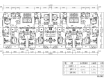SOHO公寓住宅规划设计施工图及效果图(48张)