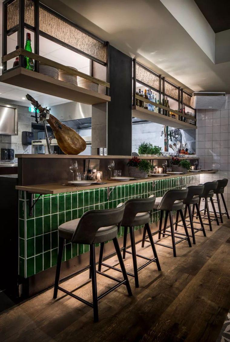完备的西餐厅设计方案主要包括哪些方面呢?_5