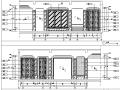 [山东]新中式花园别墅会所样板房设计施工图(附效果图)