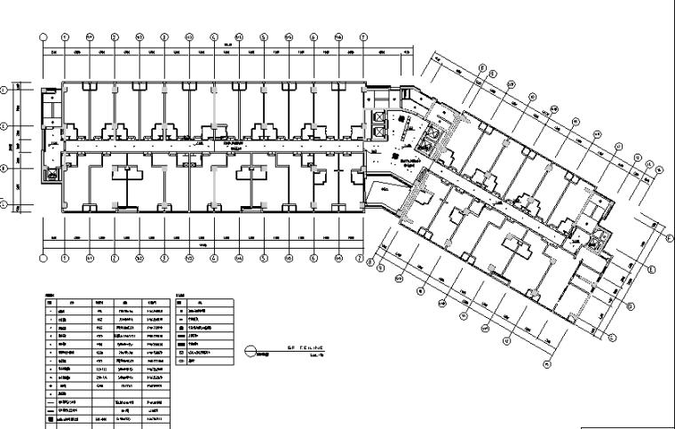 7500平米公寓酒店设计施工图(附效果图)_3