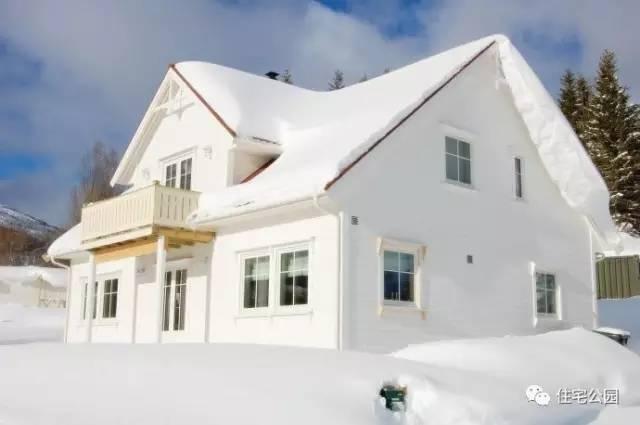 来,一起看看人家挪威人民是怎么建房的?
