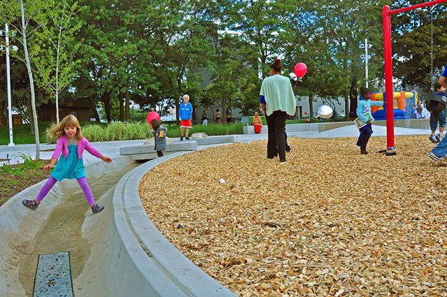 加拿大多伦多JoelWeeks公园景观设计_5