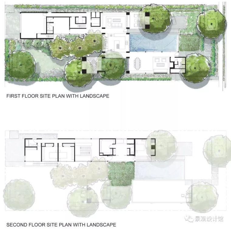 雅致的别墅度假花园设计案例实景赏析