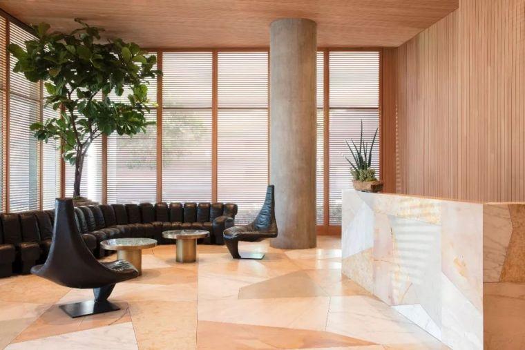 好莱坞的酒店公寓,奢华的画风都变了……_15
