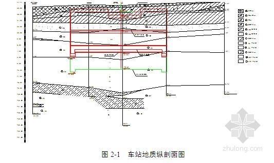 [湖北]地铁车站中立柱桩施工方案(旋挖钻孔灌注桩)