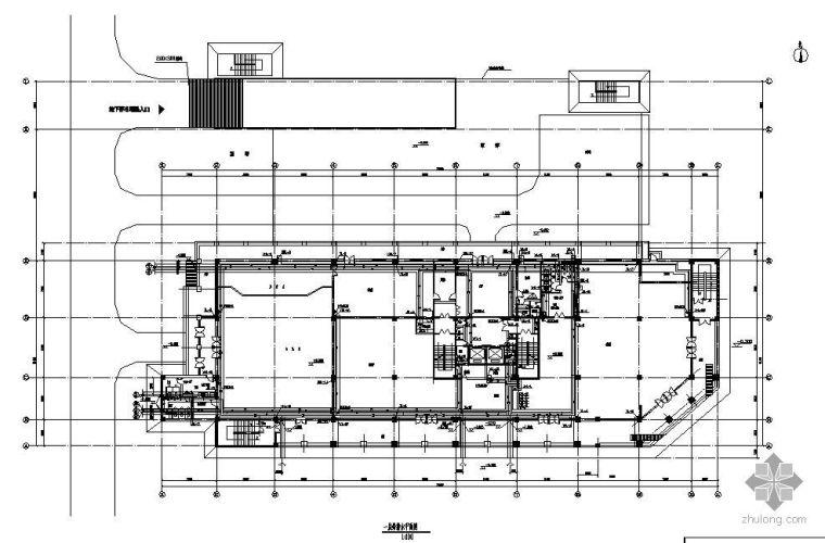 某综合办公楼(15层)给排水图纸