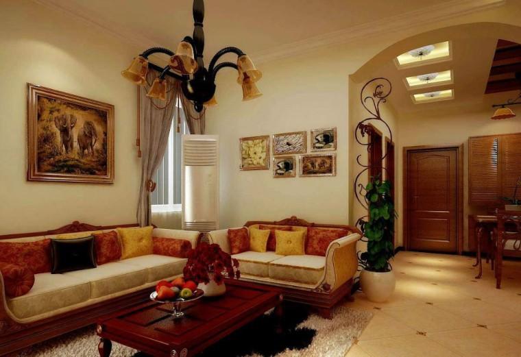 欧式风格让您享受欧式带来的豪华