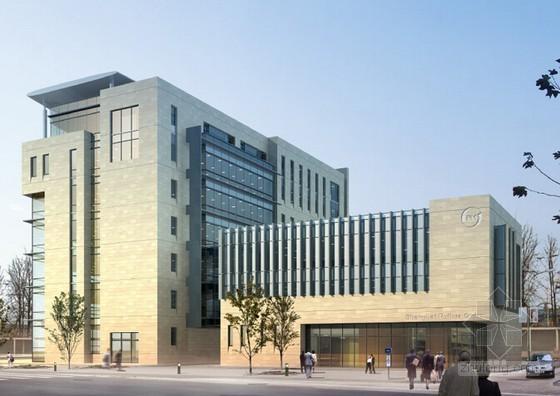 [安徽]框架结构办公楼建筑安装工程预算书(含施工图纸)