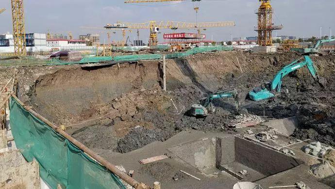 上海一工地基坑坍塌致3人死亡,附基坑工程安全手册