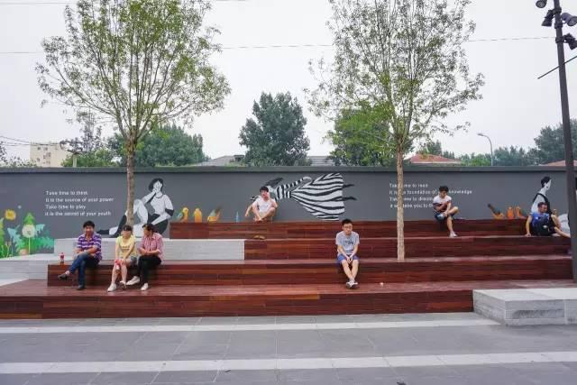 一个单词产生的设计灵感,结果火了北京的商业广场~_31