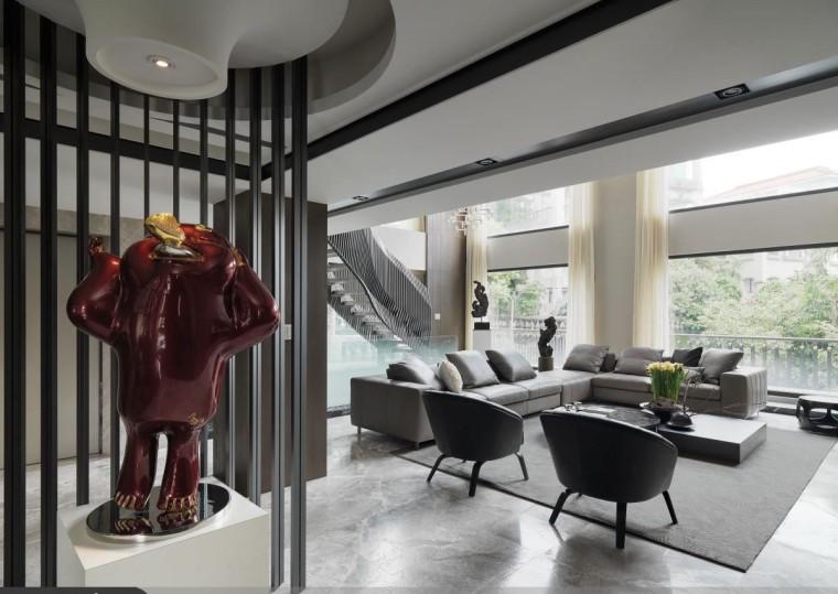 混搭风格的住宅空间