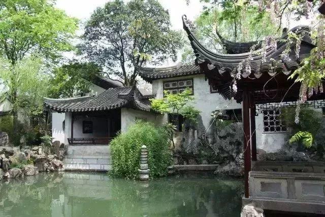 有一种建筑,叫中国古园林建筑系列之苏派园林建筑_11