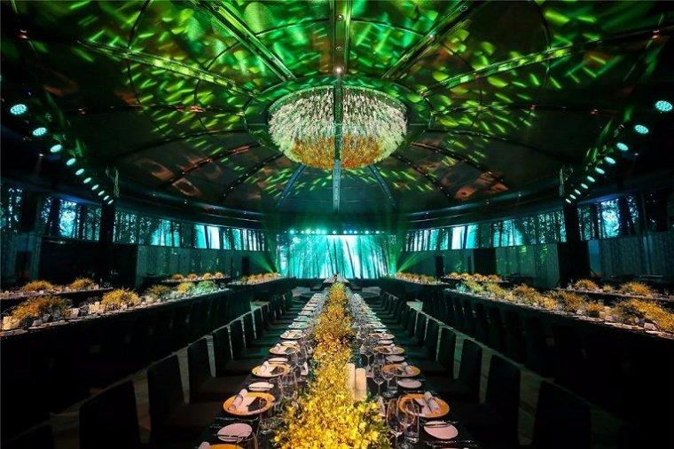 西安雍容盛大的现代君悦酒店室内实景图 (11)
