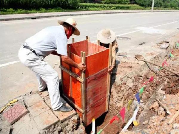 干货|市政道路工程施工测量放线方法与技巧!