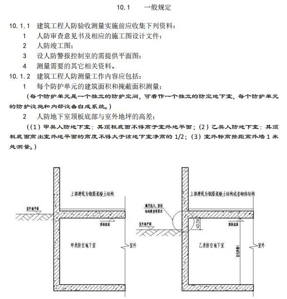 浙江省建筑工程建筑面积计算规则和竣工综合测量技术规程(2017年_2