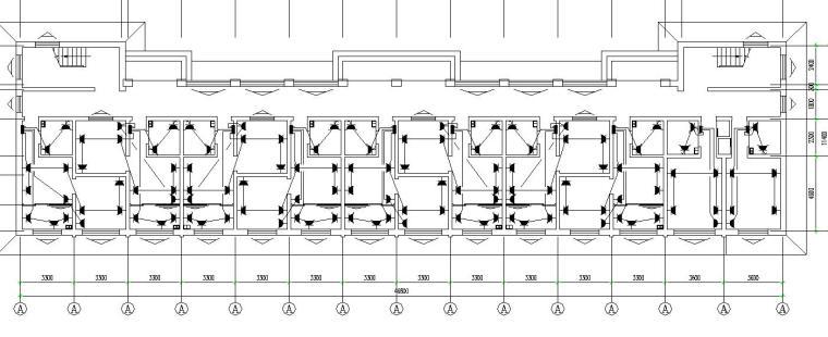 某项目公寓楼电气施工图