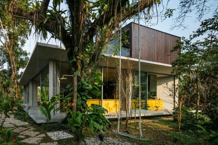 巴西Itamabuca住宅