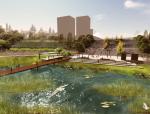 """[山西]""""舞动水活带""""生态运动公园景观设计方案"""