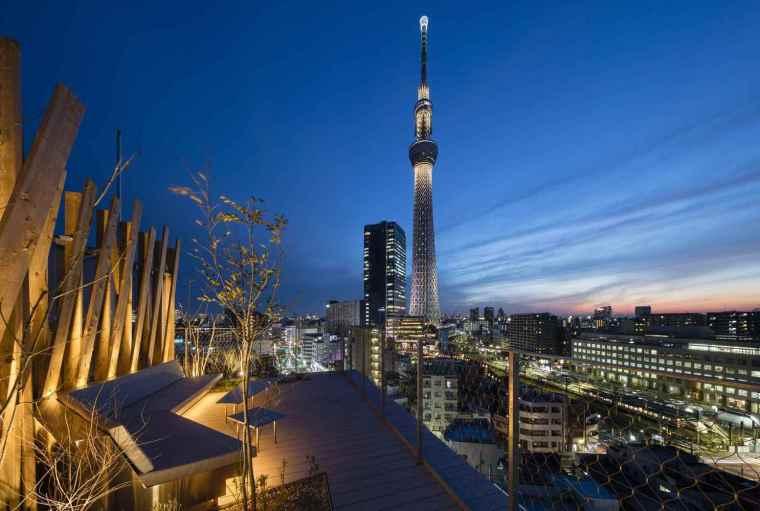 日本ONE@Tokyo酒店-10