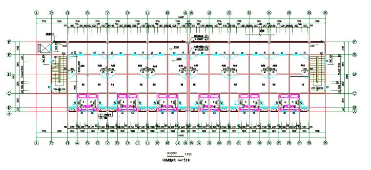 [湖南]大忠桥镇敬老院一期建筑工程施工招标文件及全套施工图_2