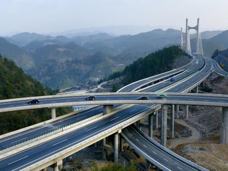 高速公路工程预算书(含图纸,施组)