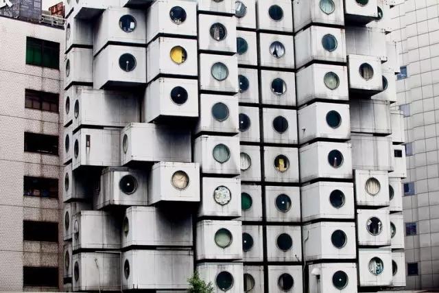 创意还是奇葩?来看看日本这些让人眼前一亮的建筑!_30