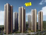 [广东]知名地产高层住宅楼设计方案模板(带CAD图纸及模型)