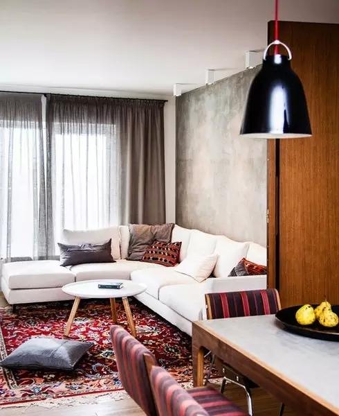 家庭装修中窗帘什么颜色好?内行装修设计师告诉你