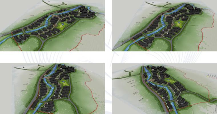 WinWin设计养老地产南昌项目规划设计概念方案_10