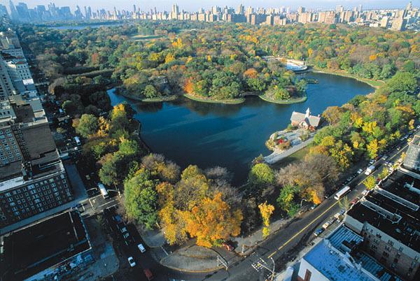 原来哈佛大学是这样的景观设计模式!