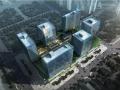 [深圳]超高层现代风格商务型办公楼及公寓建筑设计方案文本